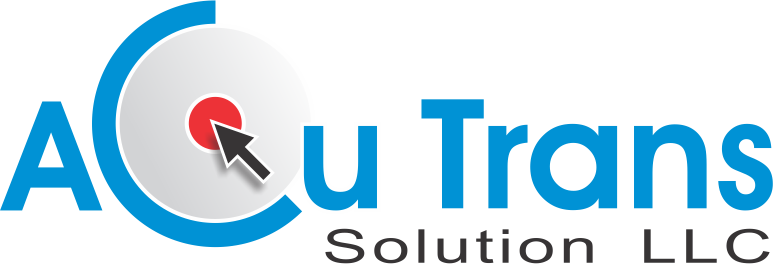 Blog – Acu Trans Solution LLC